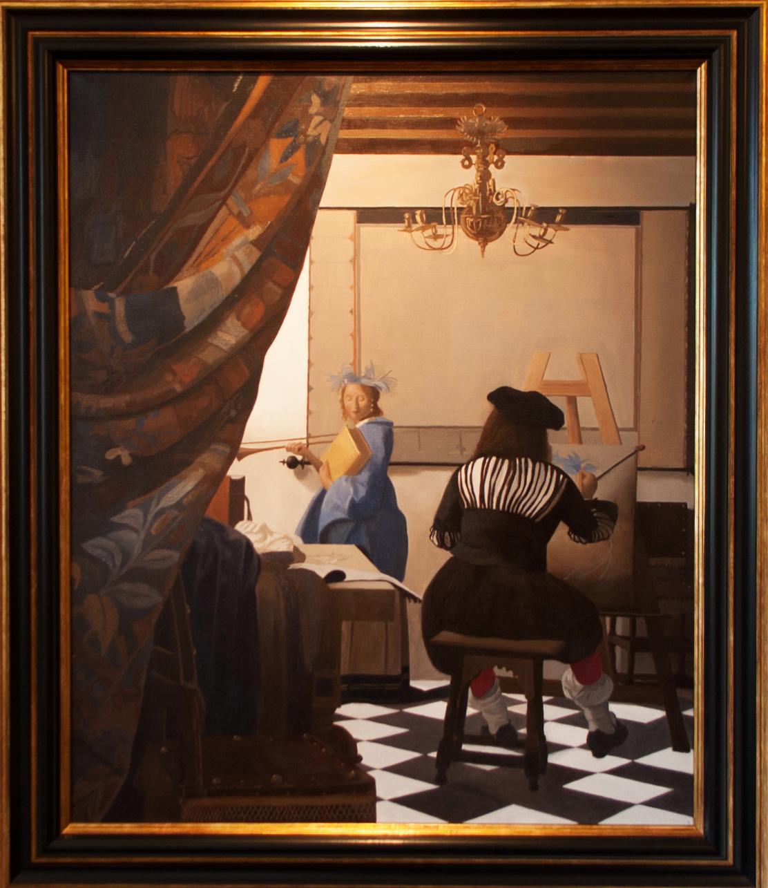 Umění malby