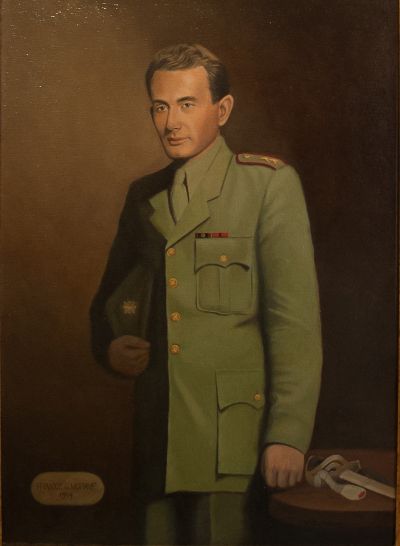 Dobový portrét